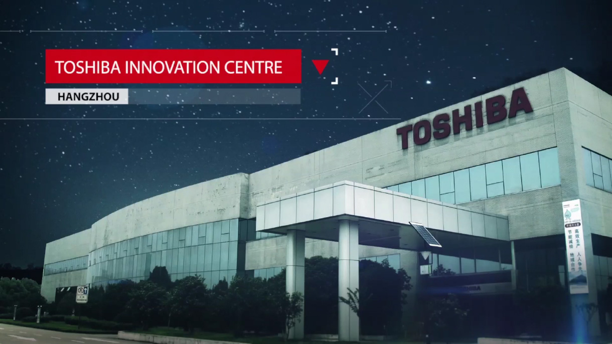 Toshiba in innovation